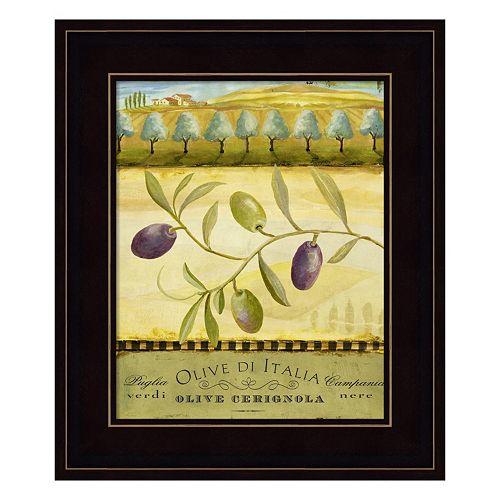 Olive Grove Puglia Framed Wall Art