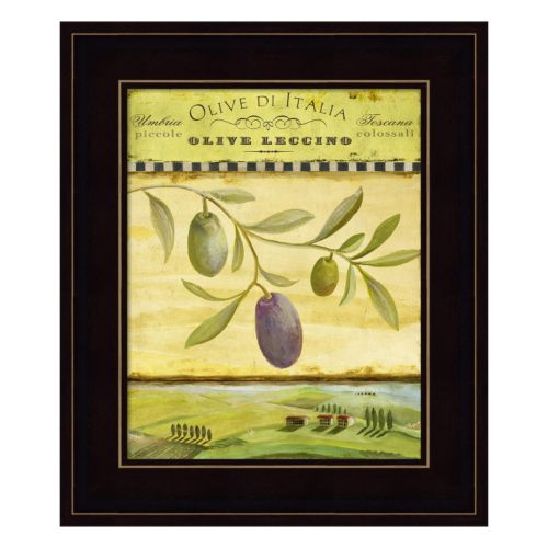 Olive Grove Tuscana Framed Wall Art