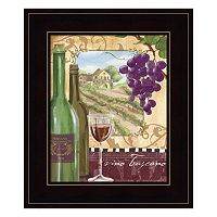 Wine Country Framed Wall Art
