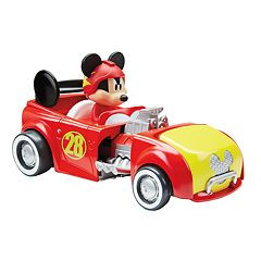 Disney's Mickey & the Roadster Racers Transforming Hot Rod Mickey by Fisher-Price