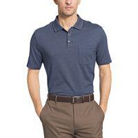 Men's Van Heusen Flex Stretch Striped Jacquard Polo