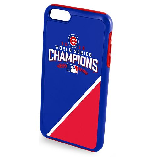 Chicago Cubs 2016 World Series Champions iPhone 7 Dual Hybrid Case