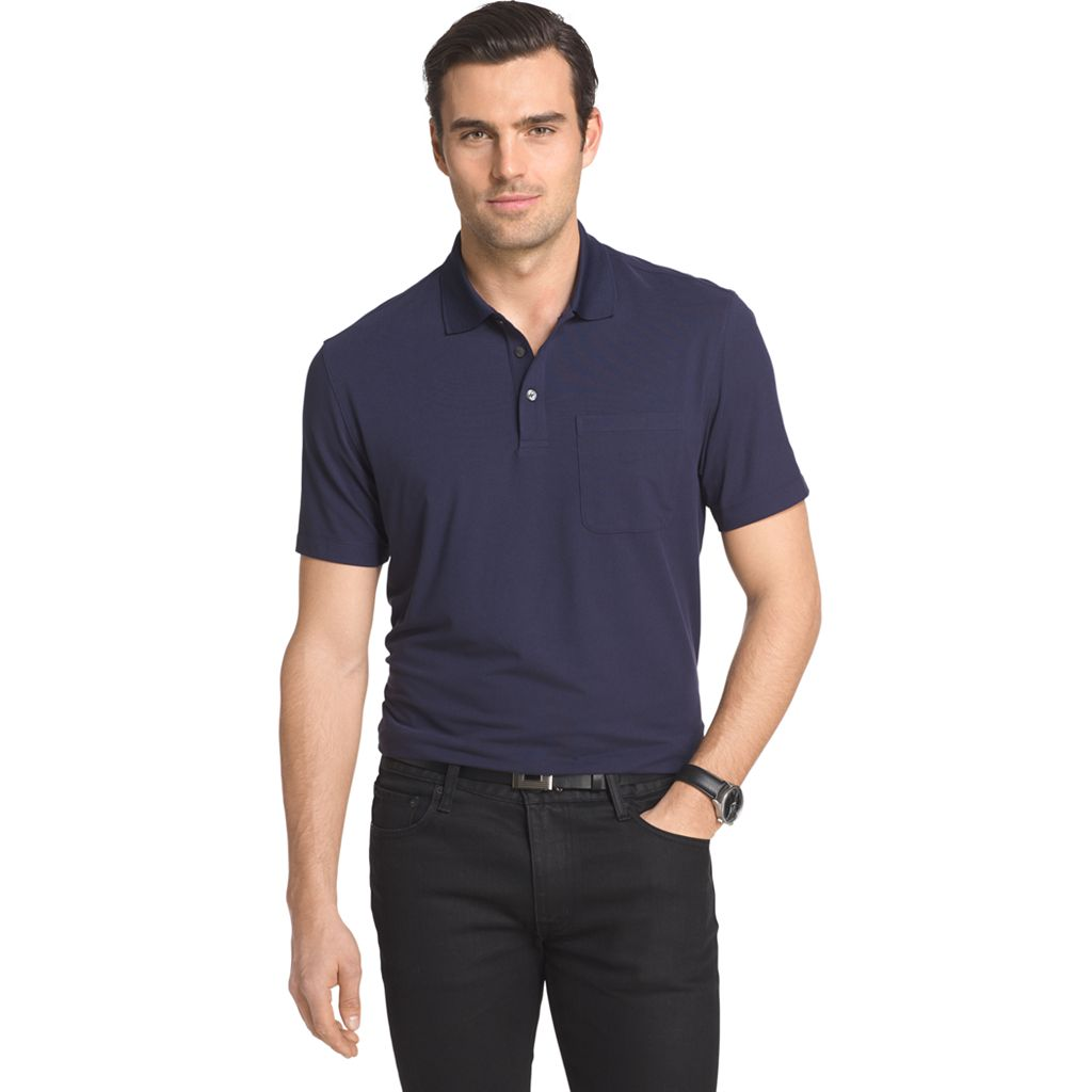Men's Van Heusen Flex Classic-Fit Polo