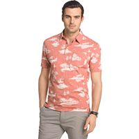 Men's Van Heusen Classic-Fit Leaf Polo