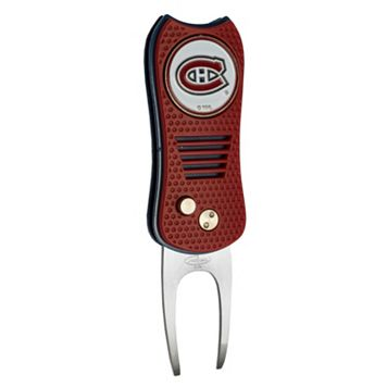 Team Golf Montreal Canadiens Switchfix Divot Repair Tool