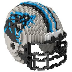 Forever Collectibles Carolina Panthers 3D Helmet Puzzle