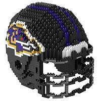 Forever Collectibles Baltimore Ravens 3D Helmet Puzzle