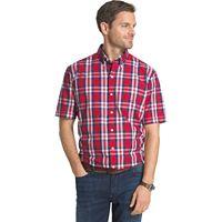 Big & Tall Arrow Printed Button-Down Shirt