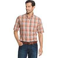 Big & Tall Arrow Plaid Button-Down Shirt