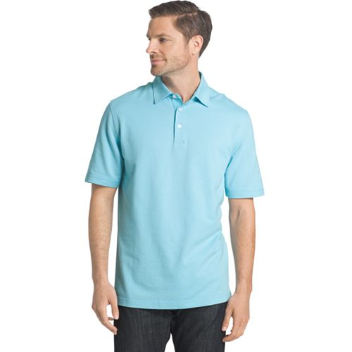 Big & Tall Arrow Solid Polo