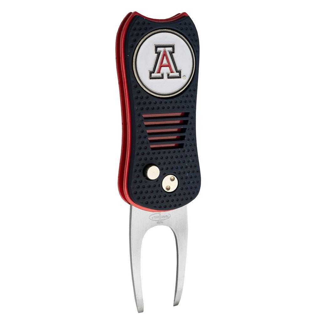 Team Golf Arizona Wildcats Switchfix Divot Repair Tool