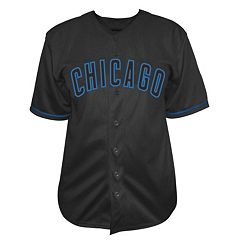 Big & Tall Majestic Chicago Cubs Replica Jersey