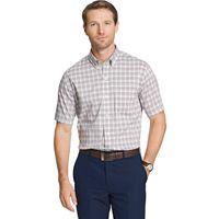 Big & Tall Van Heusen Flex Stretch Short Sleeve Button-Down Shirt