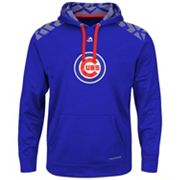 Big & Tall Majestic Chicago Cubs Fleece Pullover Hoodie
