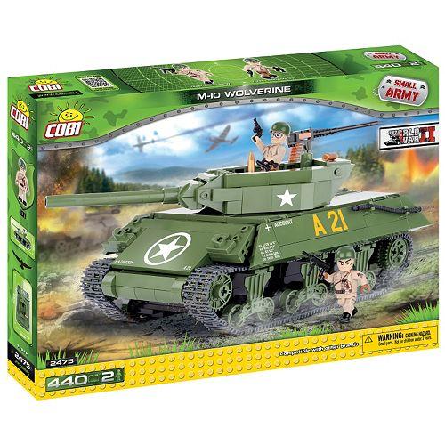 COBI Small Army M10 Wolverine Construction Blocks Building Kit