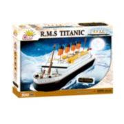 COBI Action Town 1914 Titanic White Star Line