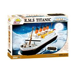 COBI Action Town 1914 Titanic White Star Line