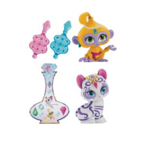 Shimmer & Shine Tala & Mahal Figure Set by Fisher-Price