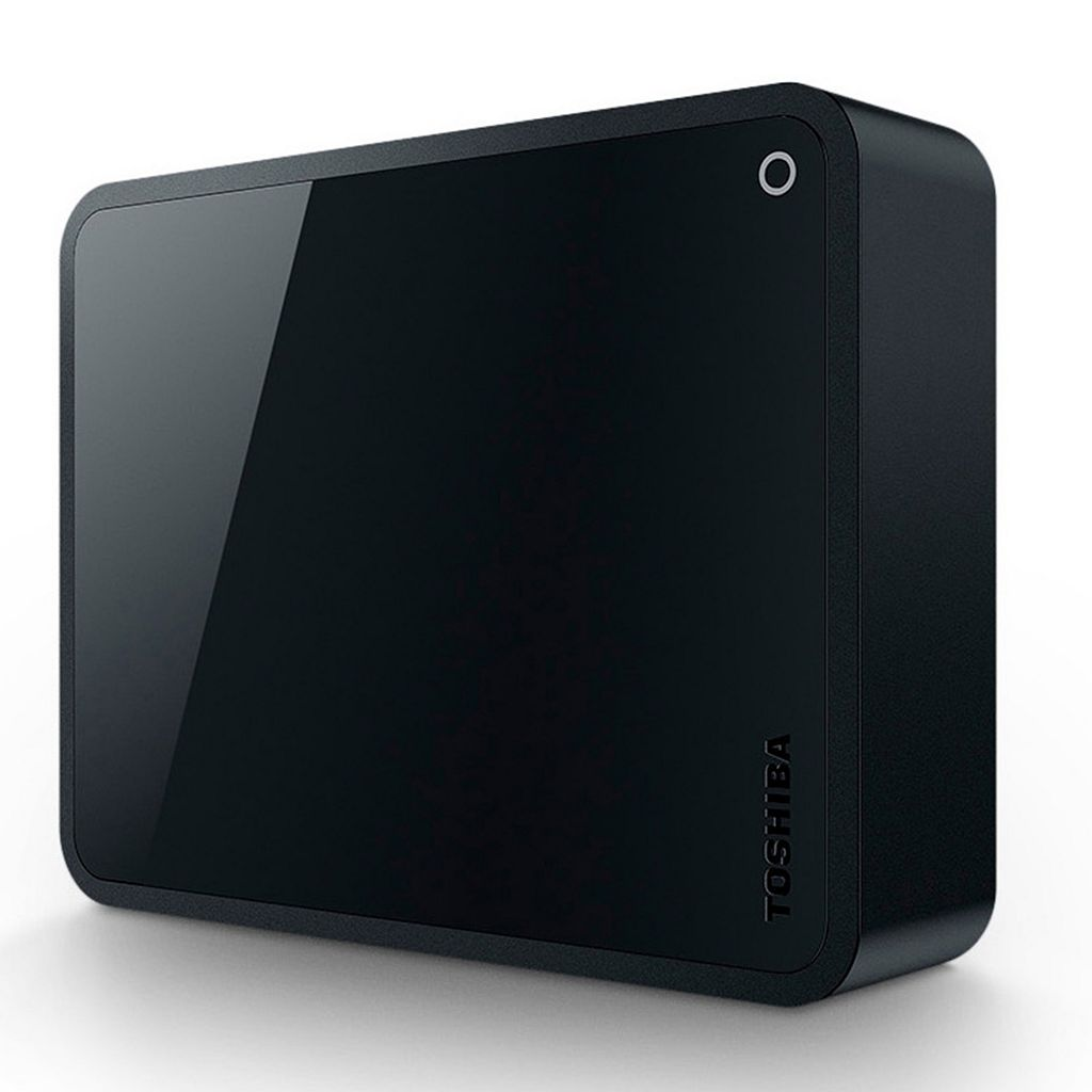 Toshiba Canvio for Desktop 5TB External Hard Drive