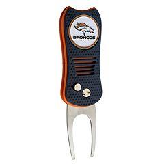 Team Golf Denver Broncos Switchfix Divot Repair Tool