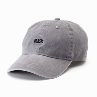 "Women's SO® ""#BASIC"" Baseball Cap"