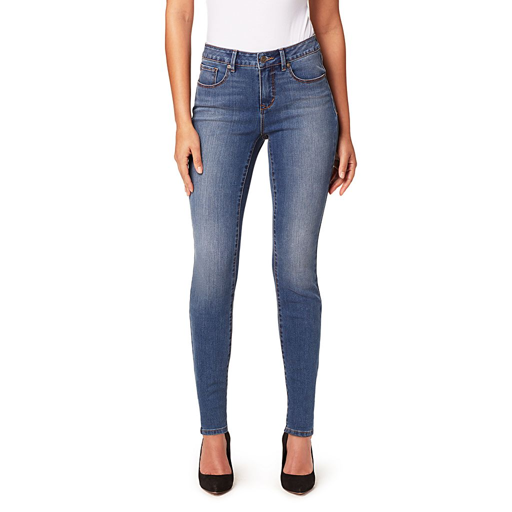 Women's Miracle Jean Faith Slimming Skinny Jeans