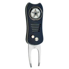Team Golf Dallas Cowboys Switchfix Divot Repair Tool