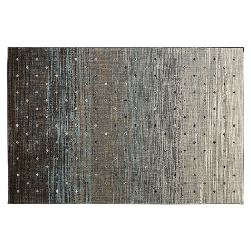 Karastan Studio Serenade Allegro SmartStrand Abstract Rug
