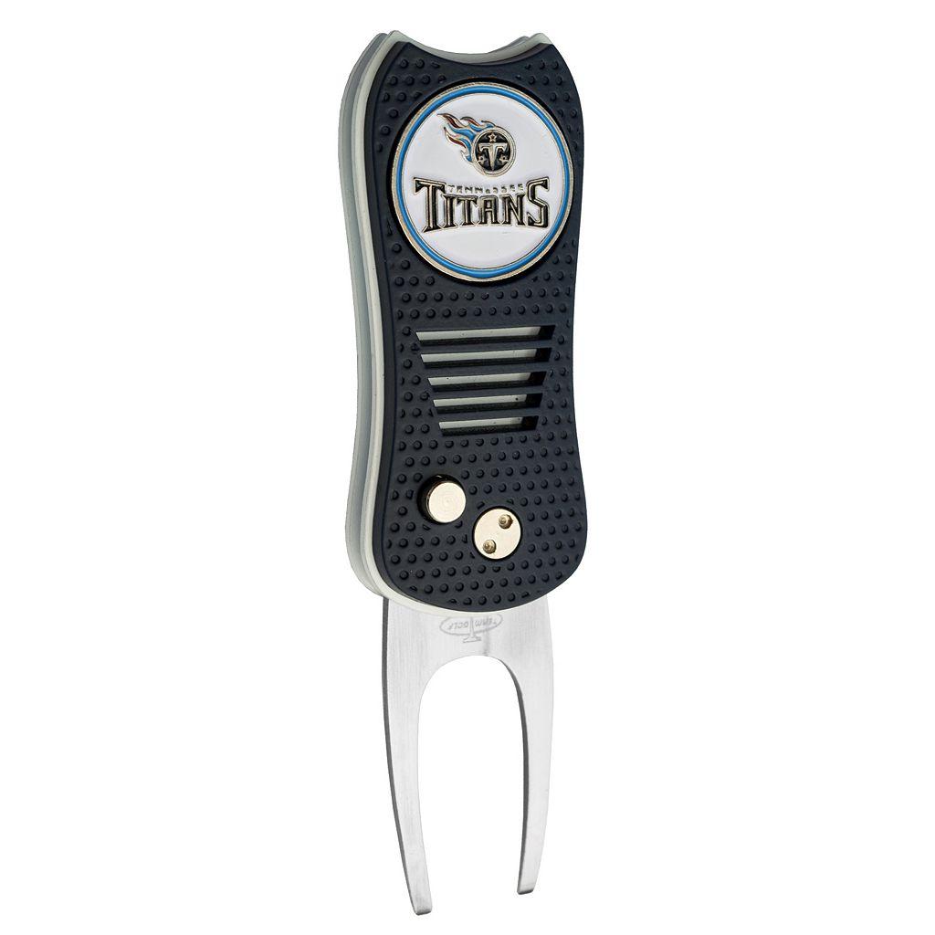 Team Golf Tennessee Titans Switchfix Divot Repair Tool