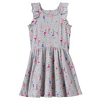 Toddler Girl Jumping Beans® Print Flutter Dress