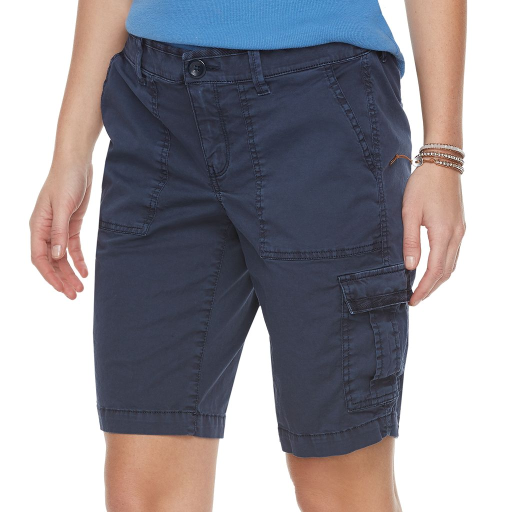 Women's SONOMA Goods for Life™ Mandy Utility Bermuda Shorts