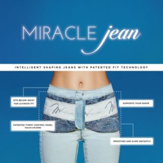 Women's Miracle Jean Desire Slimming Bootcut Jeans