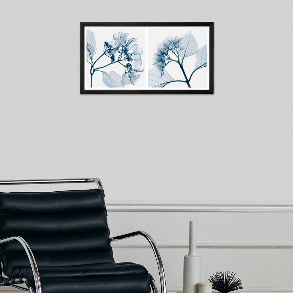 Art.com Hydrangeas Framed Wall Art