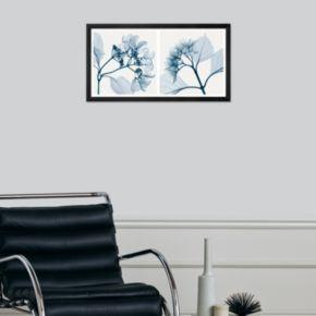 Art.com Hydrangeas Framed Wall Art