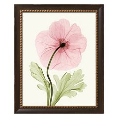 Art.com Iceland Poppy I Embellished Framed Wall Art