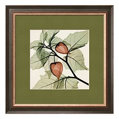 Art.com Japanese Lantern Contemporary Framed Wall Art