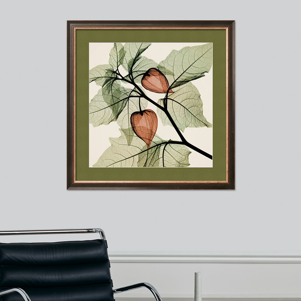 Art.com Japanese Lantern Framed Wall Art