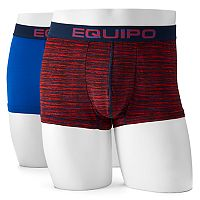 Men's equipo 2-pack Microfiber Stretch Brazilian Trunks