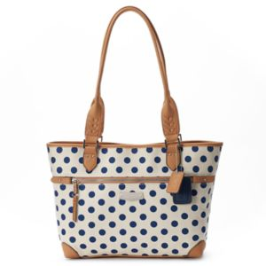 Rosetti Janet Polka Dot Shopper