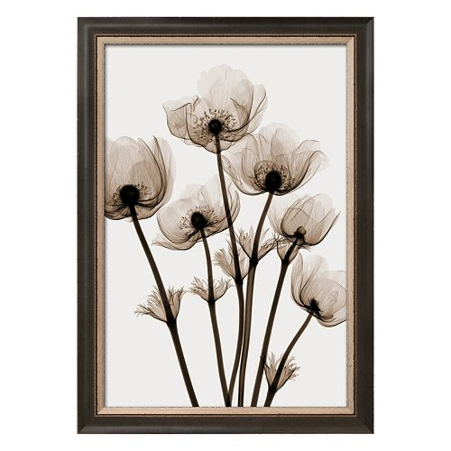 Art.com Windflowers Framed Wall Art