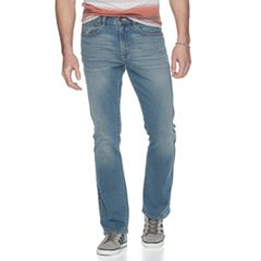 Men's Urban Pipeline® Slim Bootcut Jeans