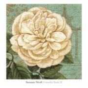 Art.com Camellia Study II Wall Art Print