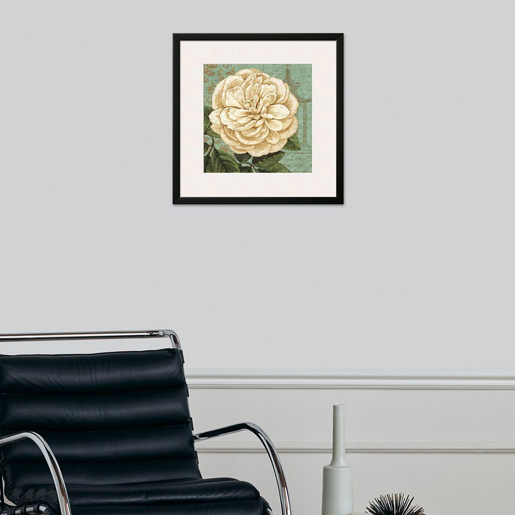 Art.com Camellia Study II Framed Wall Art