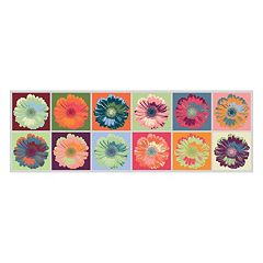 Art.com Gerbera Spectrum Wall Art Print