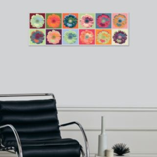 Art.com Gerbera Spectrum Wall Art Print
