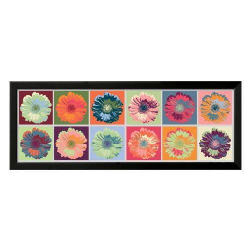 Art.com Gerbera Spectrum Framed Wall Art