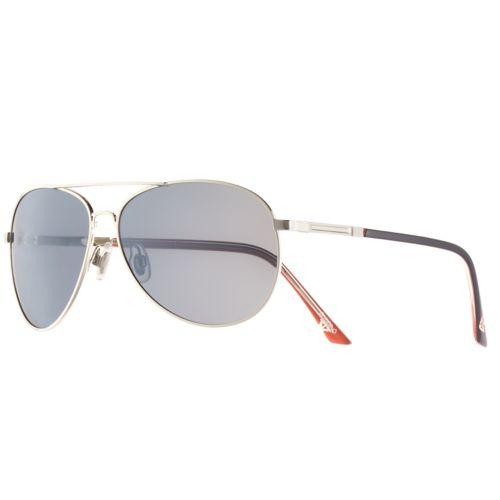 Men's Dockers Polarized Slim Aviator Sunglasses
