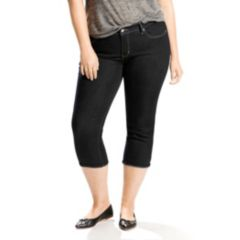 Womens Plus Crops &amp Capris - Bottoms Clothing | Kohl&39s