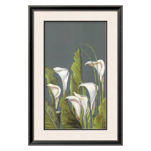 Art.com Calas Blancas I Framed...