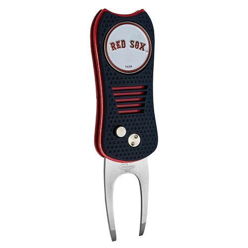 Team Golf Boston Red Sox Switchfix Divot Repair Tool